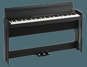 Korg C1 AIR Digitalpiano Schwarz