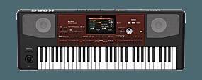 Korg Pa700 Portable Keyboard