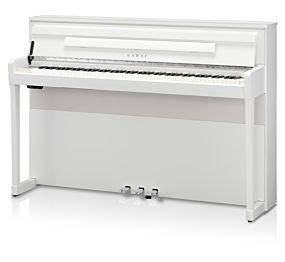 Kawai CA99 Digitalpiano Premium Weiß