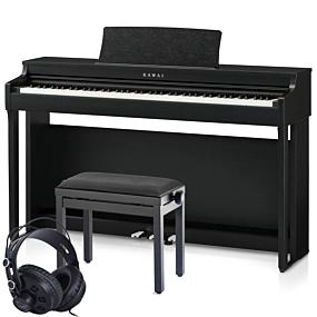 Kawai CN-29 Digital Piano Schwarz Set