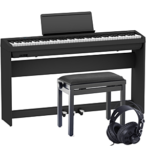 Roland FP-30X Digitalpiano Schwarz Set