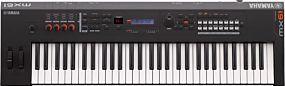 Yamaha MX61 II Black Music Synthesizer
