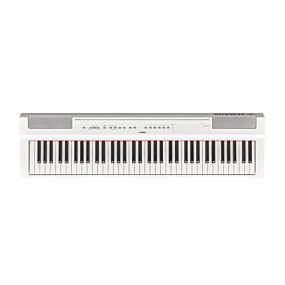 Yamaha P-121 Digitalpiano Weiß