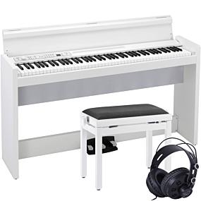 Korg LP-380U Weiß Set