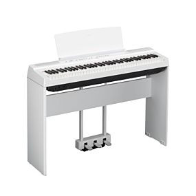 Yamaha P-121 Digitalpiano Weiß - Komplettes Set-Up