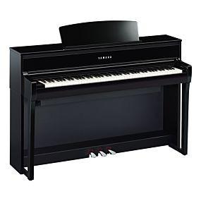 Yamaha CLP-775 Piano Numérique en Ébène Polie
