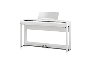 Kawai ES-520 Paquet de Piano Numérique Blanc Complet (HM-5 + F-302)