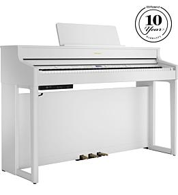 Roland HP-702 Piano Numérique Blanc