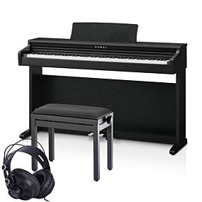 Kawai KDP-120 Paquet de Piano Numérique Noir