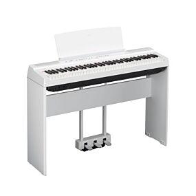 Yamaha P-121 Paquet de Piano Numérique Blanc (L-121+LP-1)