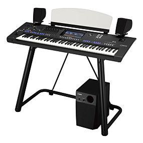 Yamaha Genos Workstation Set