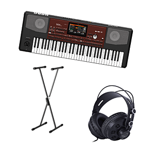 Korg Pa700 Portable Keyboard Set