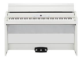 Korg G1B AIR Digitalpiano Weiß