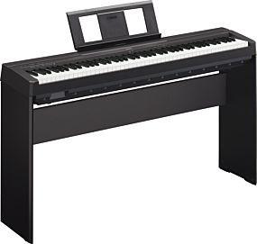 Yamaha P-45 Digitalpiano - Komplettes Set-Up