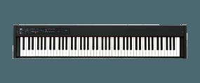 Korg D1 Schwarz Stage-Piano