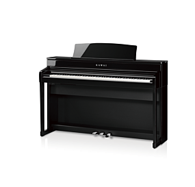 Kawai CA79 Digitalpiano Schwarz Poliert