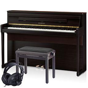 Kawai CA99 Digitalpiano Premium Rosenholz Set