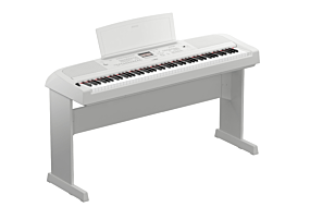 Yamaha DGX-670 Weiß + Ständer L-300