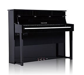 Pearl River F-83 Polished Black Digital Piano