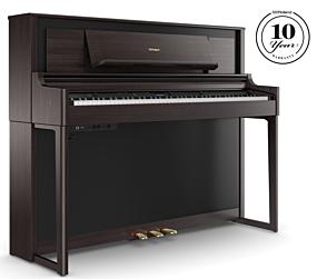 Roland LX706 Digitalpiano Rosenholz