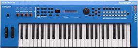 Yamaha MX49 II Blue Music Synthesizer