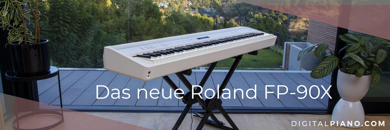 Das neue Roland FP-90X