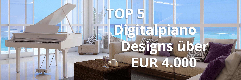 Die Top 5 besten Designs über EUR 4.000,-