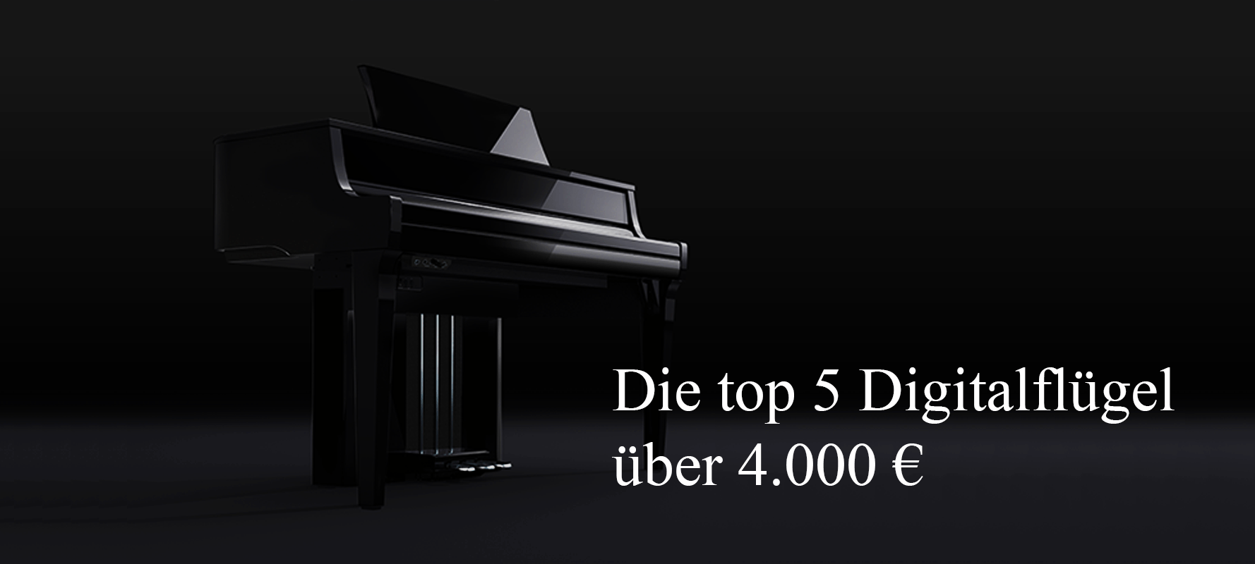 Die top 5 Digitalflügel über 4.000,00 €
