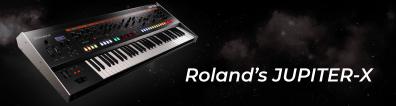 Der neue Roland JUPITER-X