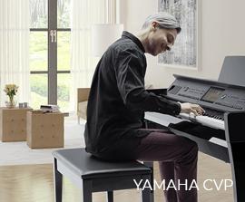Yamaha Clavinova CVP