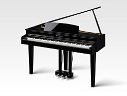 Kawai DG-30 Polished Ebony Digital Grand Piano