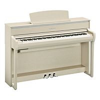Yamaha CLP-775 Hvid Ask Digital Piano