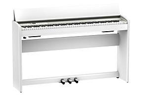 Roland F-701 White Digital Piano