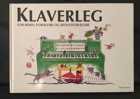 Klaverleg - For børn, forældre og bedsteforældre