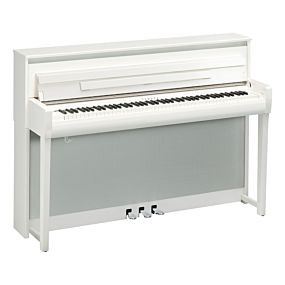 Yamaha CLP-785 Blank Hvid Digitalpiano