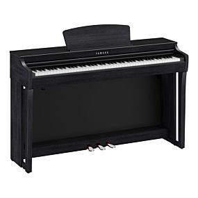 Yamaha CLP-725 Sort Digital Piano