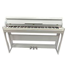 DP-20 White Digital Piano by Digitalpiano.com