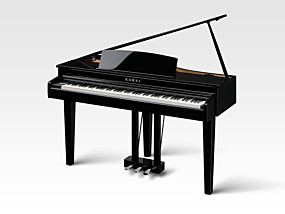 Kawai DG-30 Polished Ebony Digital Grand Piano
