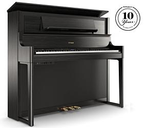 Roland LX-708 Sort Digital Piano