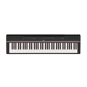 Yamaha P-121 Sort Digital Piano