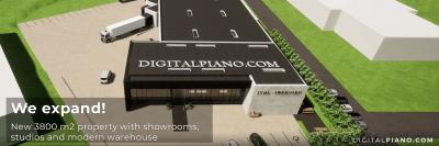 New property for Digitalpiano.com!