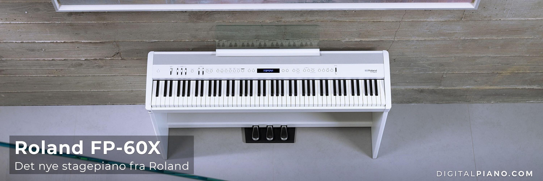 Rolands nye FP-60X