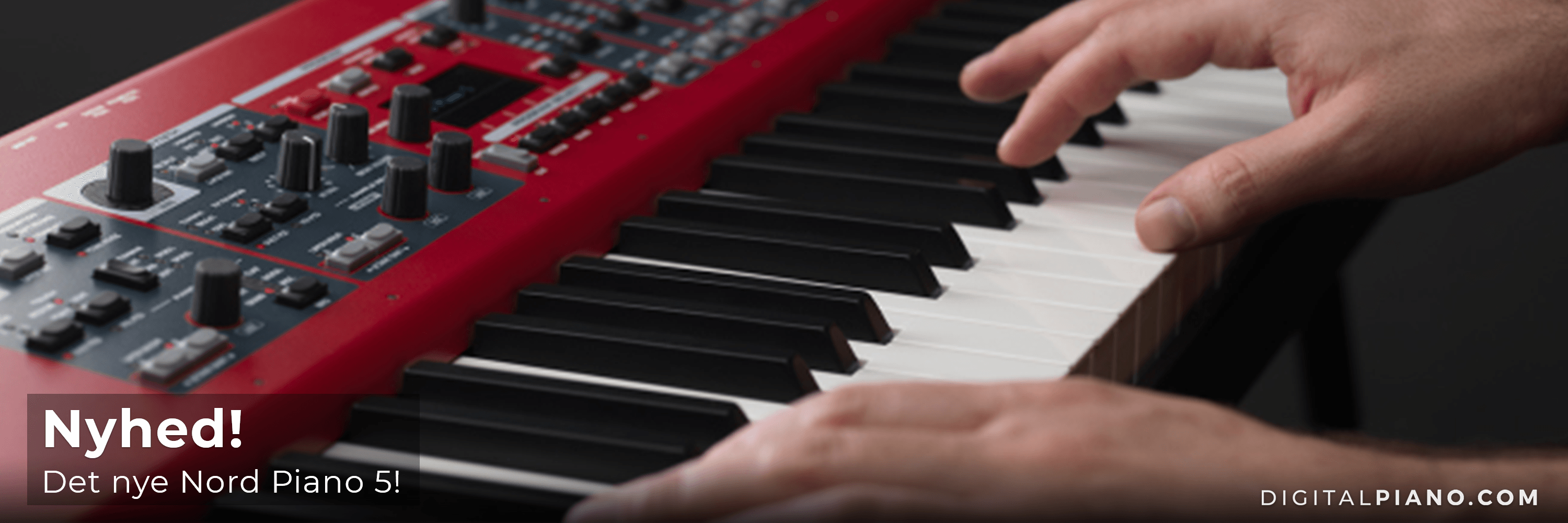 Nyhed! Nord Piano 5