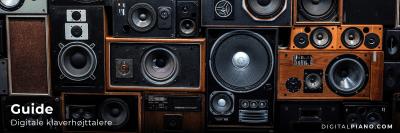 Guide til højtalere