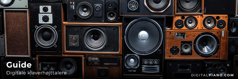 Guide til højttalere