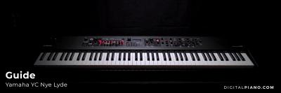 Guide til nye lyde i Yamaha YC-serien