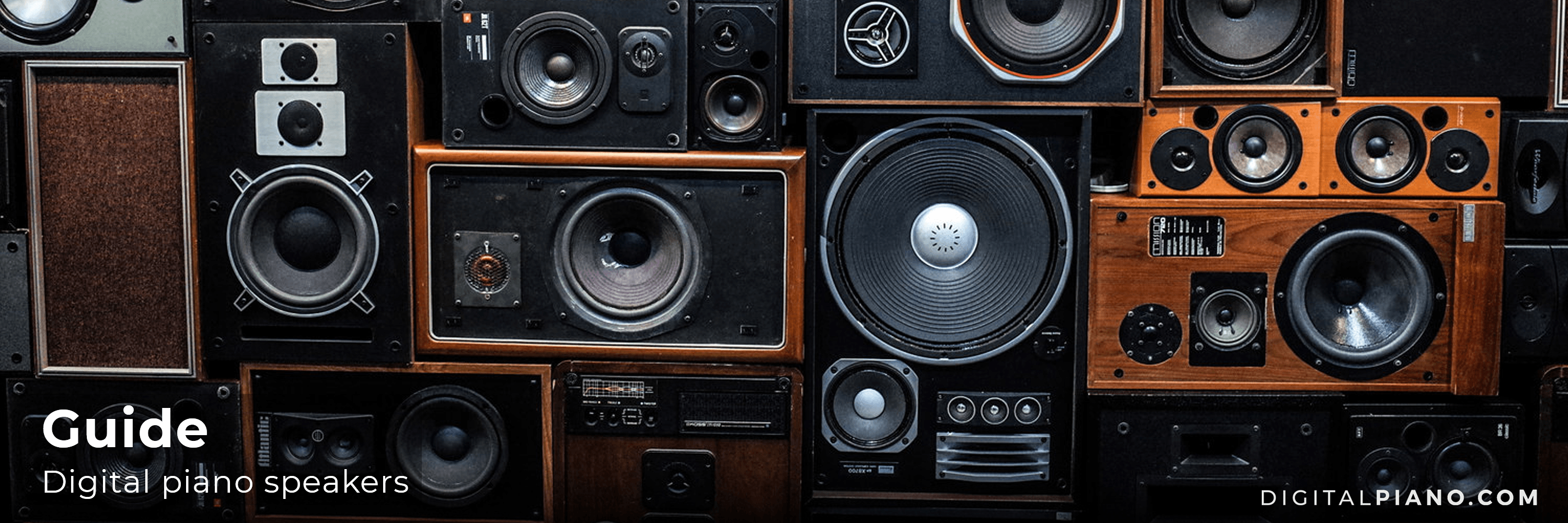 Guide to speakers