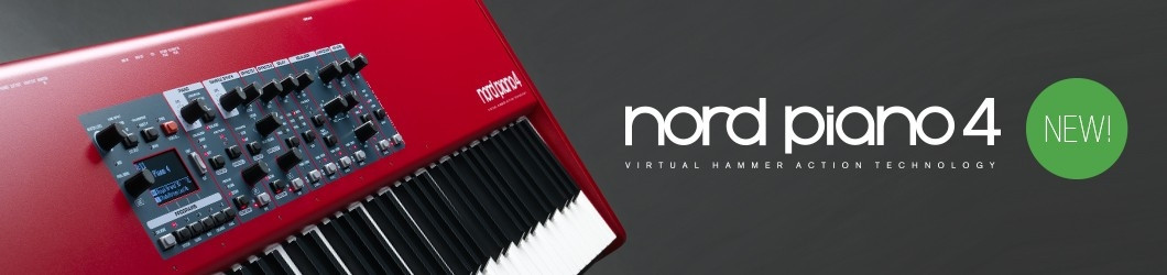 Nord Piano 4 nyhed 2018