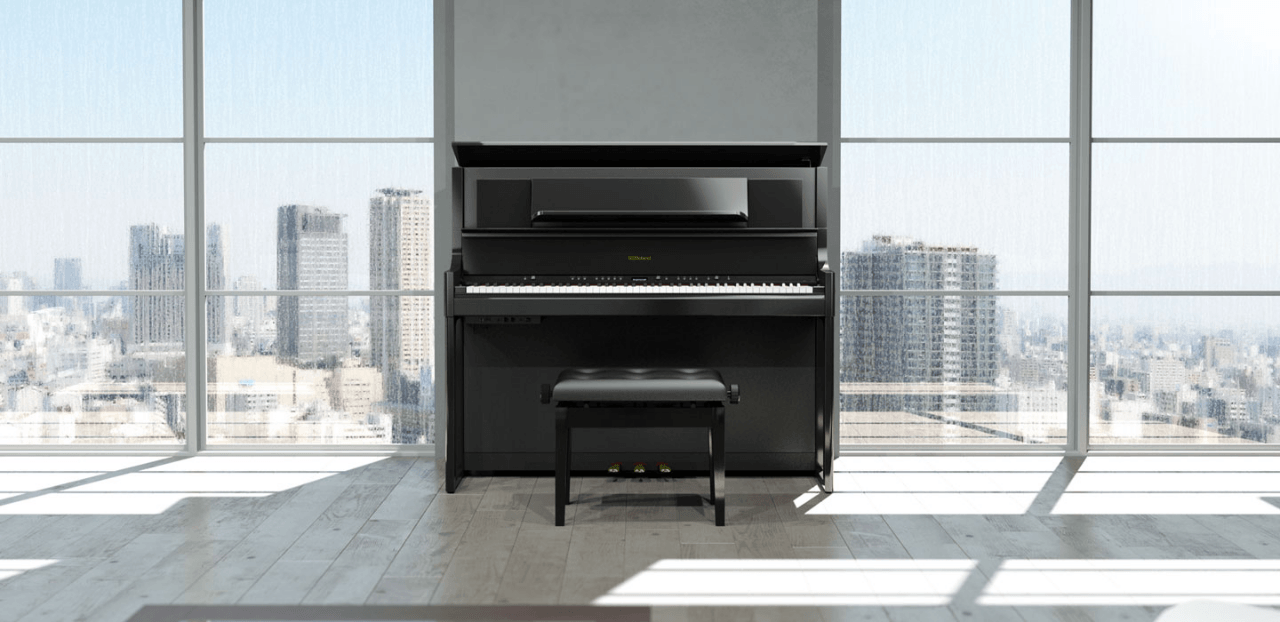 Ny Roland LX700 serie