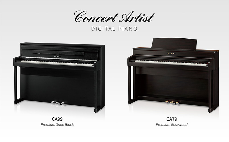 Kawai annoncerer de nye CA79 og CA99